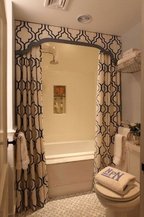 Decorative Shower Curtain Rods - Foter