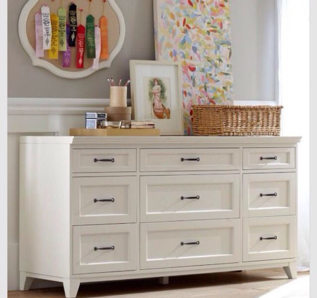 Deep Dresser Drawers