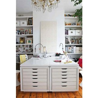 Desks with drawers