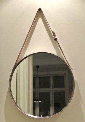 round mirror frames foter. Black Bedroom Furniture Sets. Home Design Ideas