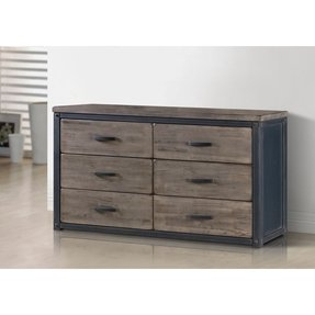 Dressers with deep drawers