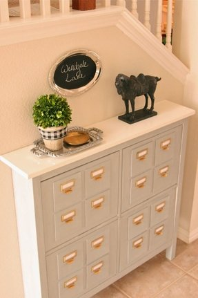 Entry furniture cabinets 1