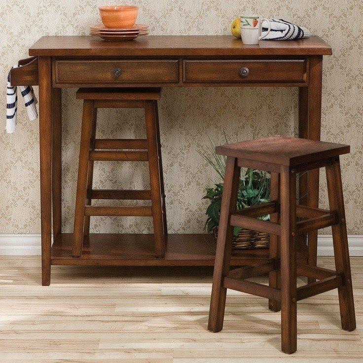 Espresso pub table set & Espresso Pub Table Set - Foter