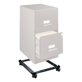 File cabinet casters