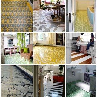 French vinyl flooring