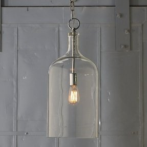 Glass pendant lighting for kitchen 16