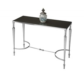 Granite Top Console Table Foter