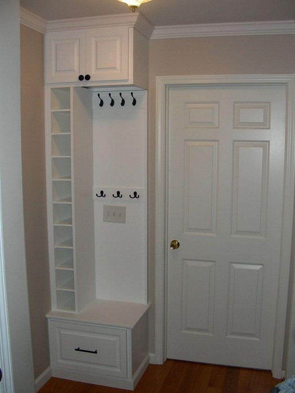Hallway Coat Storage