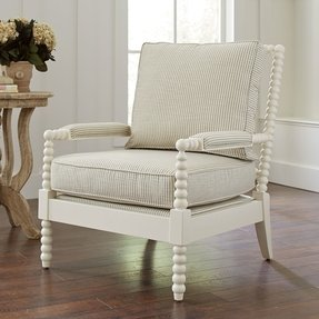 Henderson Chair, Ivory