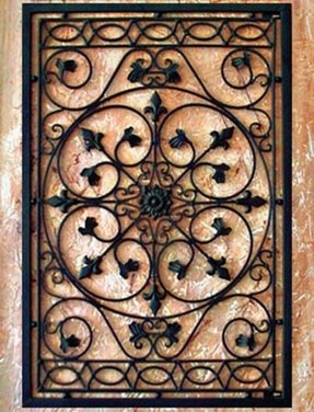 Metal Scroll Wall Decor Ideas On Foter