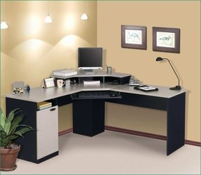 Ikea L Desk
