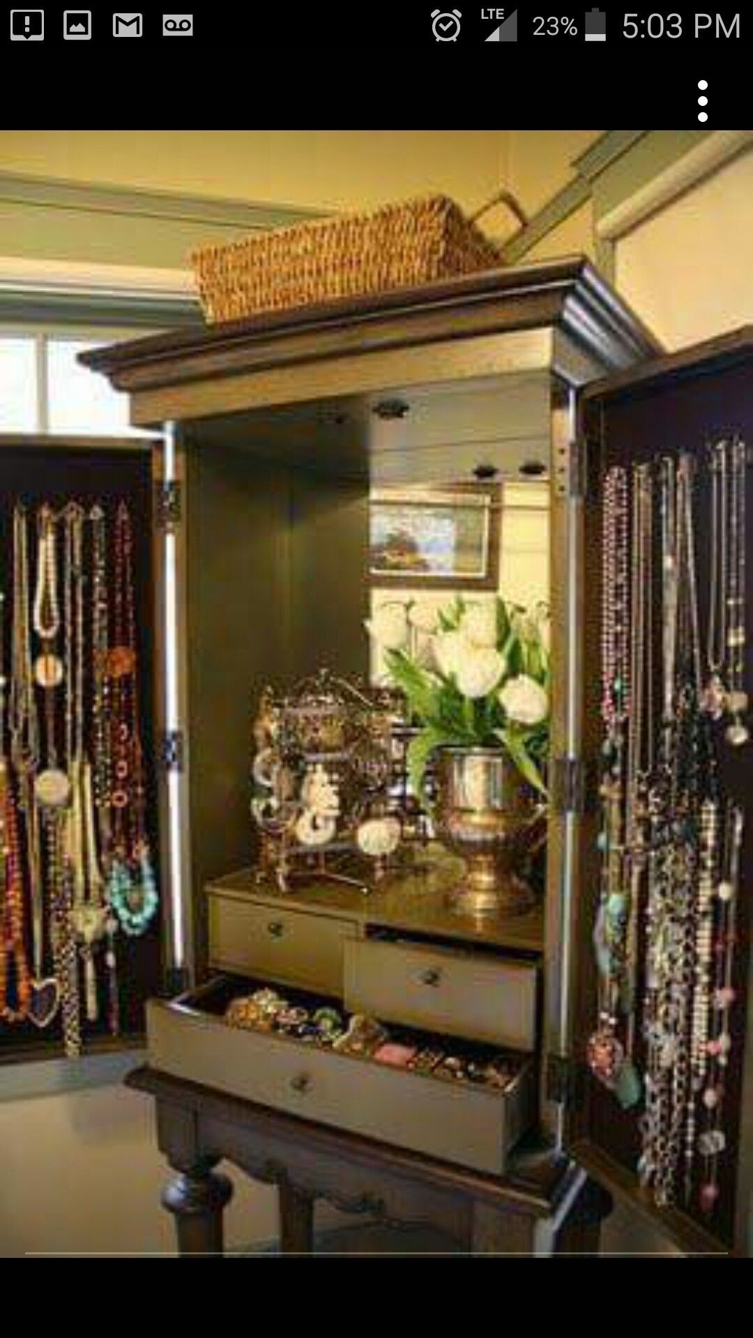 Jewelry Armoire Large Foter