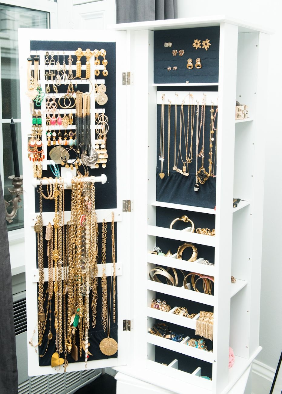 Attrayant Jewelry Armoires Ikea