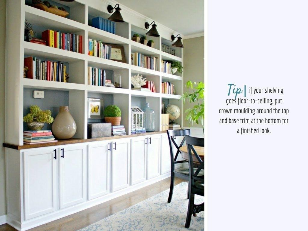 Living Room Shelving Unit Ideas On Foter