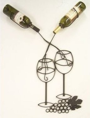 Metal Wine Bottle Holder Ideas On Foter
