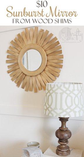 Round Mirror Frames - Foter
