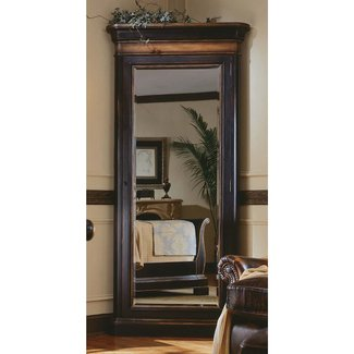 Mirror with storage