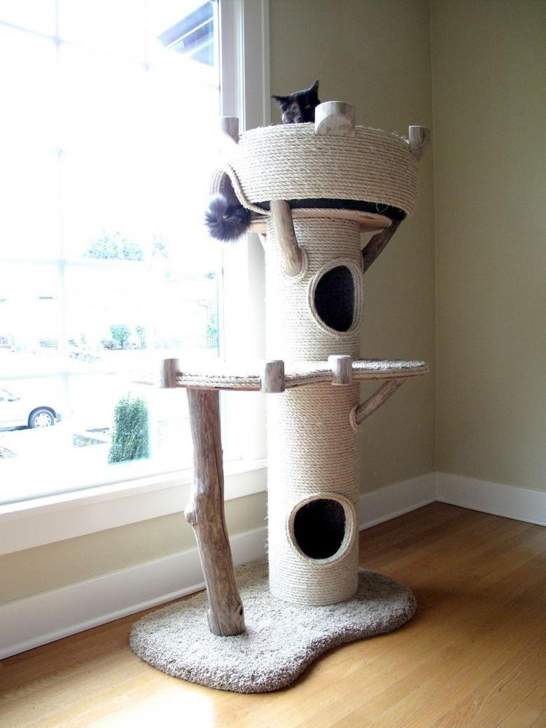 Modern Cat Tree Ikea