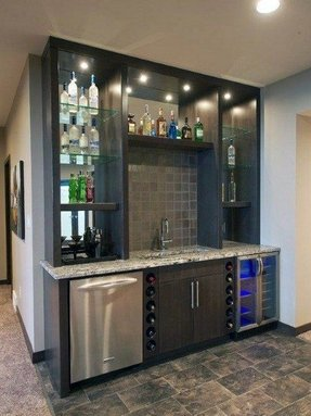 Modern Home Bar Cabinet Ideas On Foter