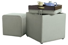 Stupendous Storage Ottoman Cube With Tray Ideas On Foter Gmtry Best Dining Table And Chair Ideas Images Gmtryco