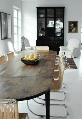 Wood Oval Dining Table Foter