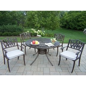 Patio Furniture Without Cushions 8