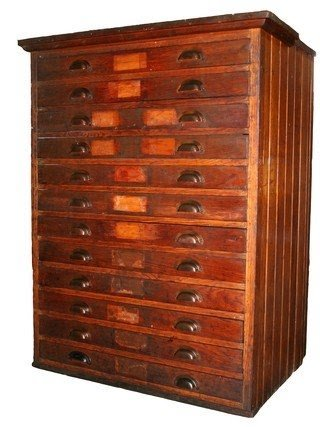 Real Wood File Cabinets