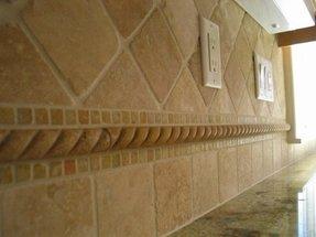 Tumbled Bathroom Tile