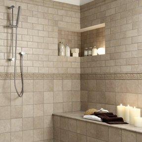 Decorative Ceramic Tile Borders Foter Bathroom Design For Home You