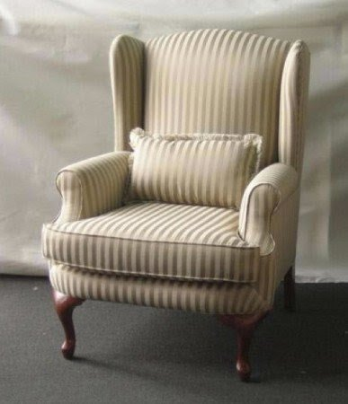 Charmant Traditional Wing Chairs