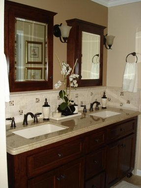 Traditional Double Sink Bathroom Vanity Ideas On Foter