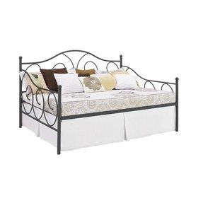 canopy daybed with trundle foter. Black Bedroom Furniture Sets. Home Design Ideas