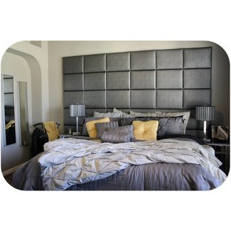 Wall Mounted Upholstered Headboard Ideas On Foter