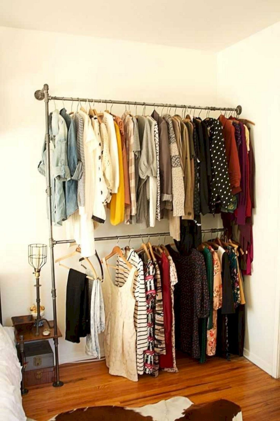 Wardrobe Armoire For Hanging Clothes