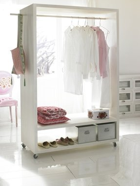 Wardrobe For Hanging Clothes
