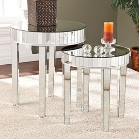 Abel 2 Piece Nesting Tables