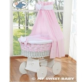 Baby cribs with wheels 2