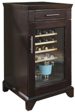Bar Cabinet With Fridge