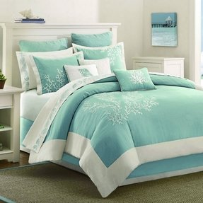 Beach comforter sets king size
