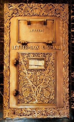 Bronze Mailbox And Post Foter
