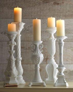 Gl Crystal Tea Light Candelabra Candle Holders Stand Candlestick Home Decor