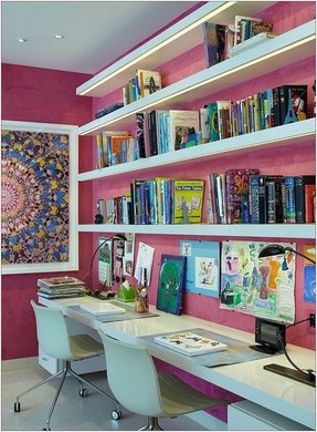 Child study table designs