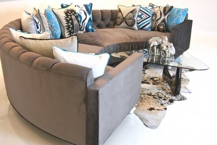 Superior Circle Sofa