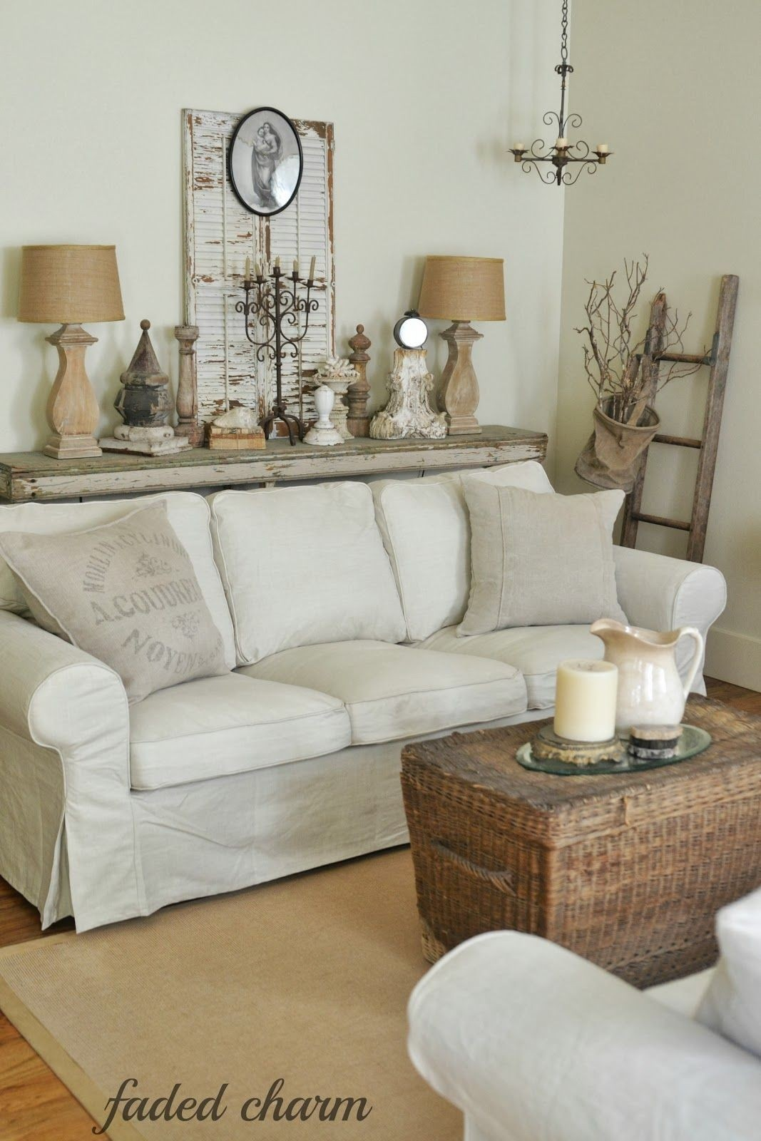 Superb Country Style Sofa
