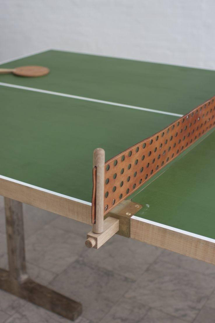 Designer Ping Pong Table 11