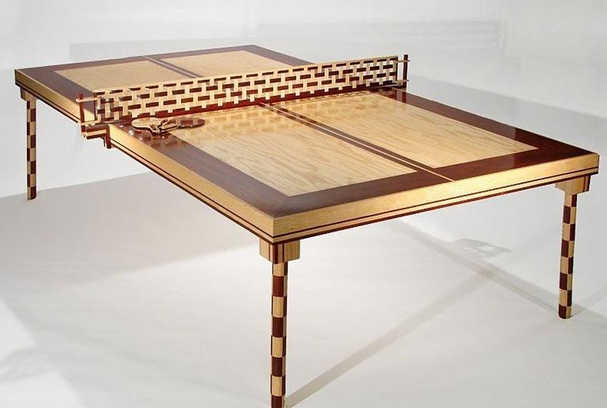 Designer Ping Pong Table 13