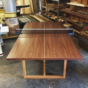 Designer Ping Pong Table Foter