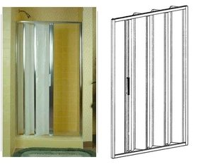Folding Bathtub Doors Foter