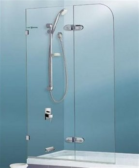 Folding Bathtub Doors - Foter