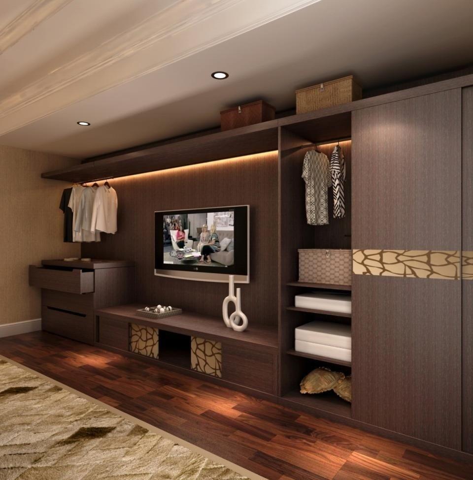 Merveilleux Full Wall Tv Cabinets